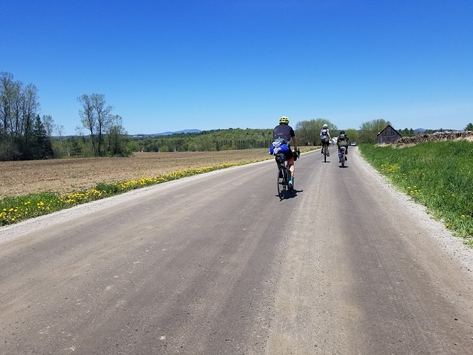 riding out of montpelier